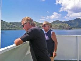 Yasawa Island Cruise